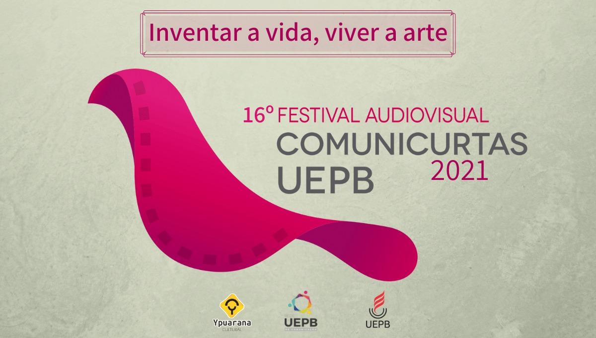 16ª Festival Audiovisual Comunicurtas UEPB abre inscrições para mostras competitivas