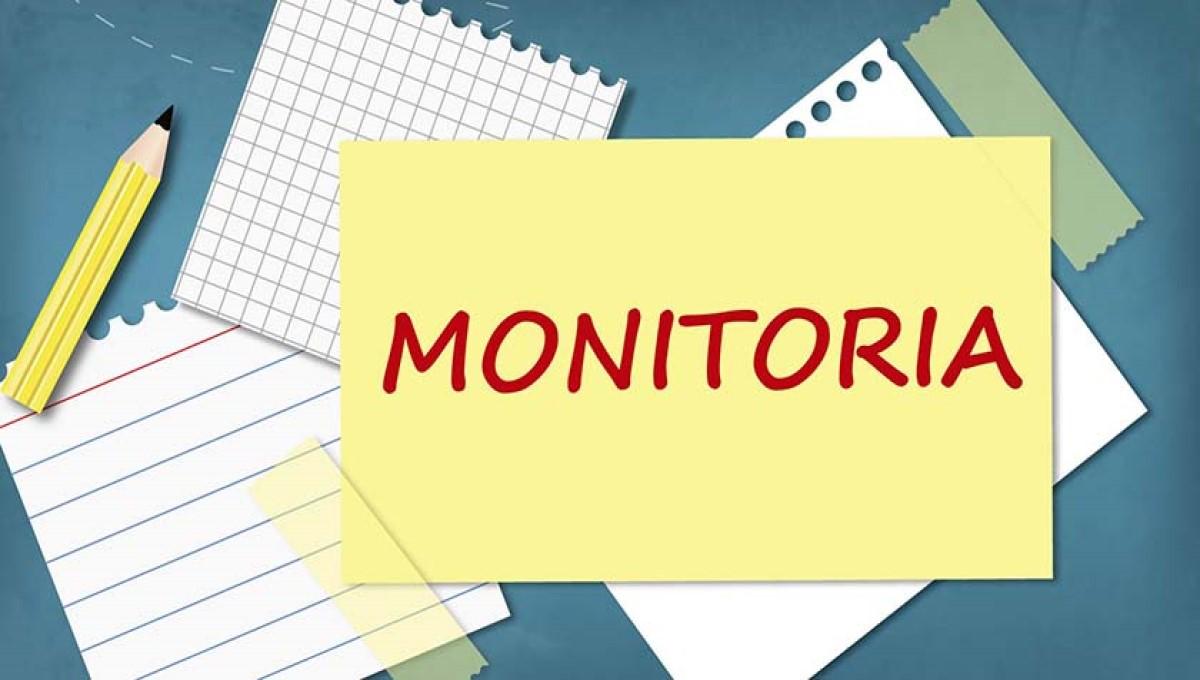 Pró-Reitoria de Graduação publica edital do Programa de Monitoria Especial referente ao período letivo 2021.2